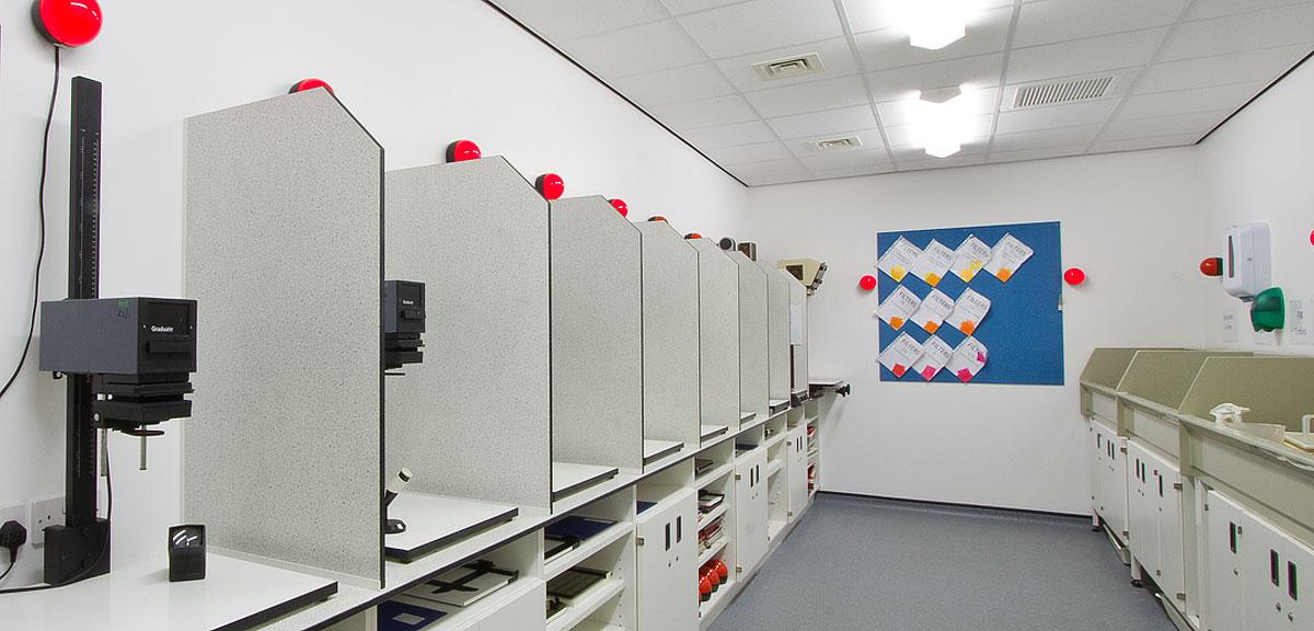 photography facilities furniture