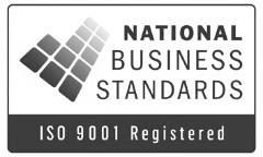 ISO9001 Logo_grey