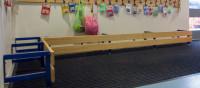 school cloak area furniture