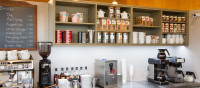 Tea & Coffee points