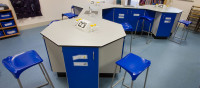 Science Lab Classroom