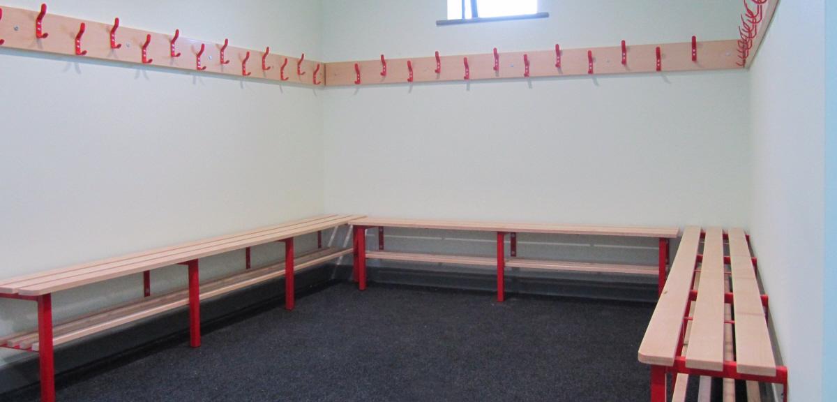changing room furniture