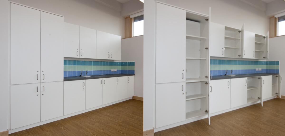 classroom kitchen design