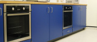 Food Technology Storage Space