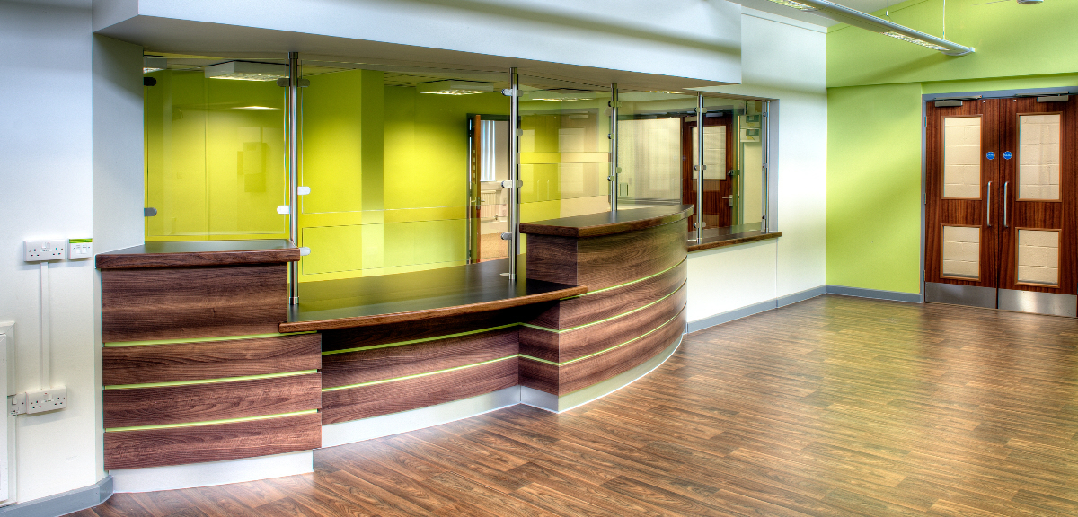 reception areas. Reception Areas \u0026 Nurse Bases -