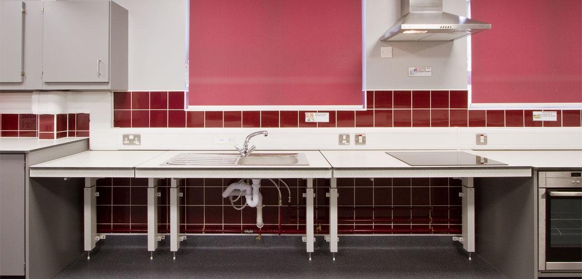 Hounslow Heath Junior School Classroom Sink Area