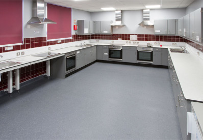Hounslow Heath Junior School Food Technology Classrooms