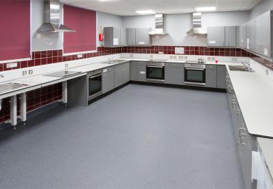 Hounslow Heath Junior School Food Technology Classrooms
