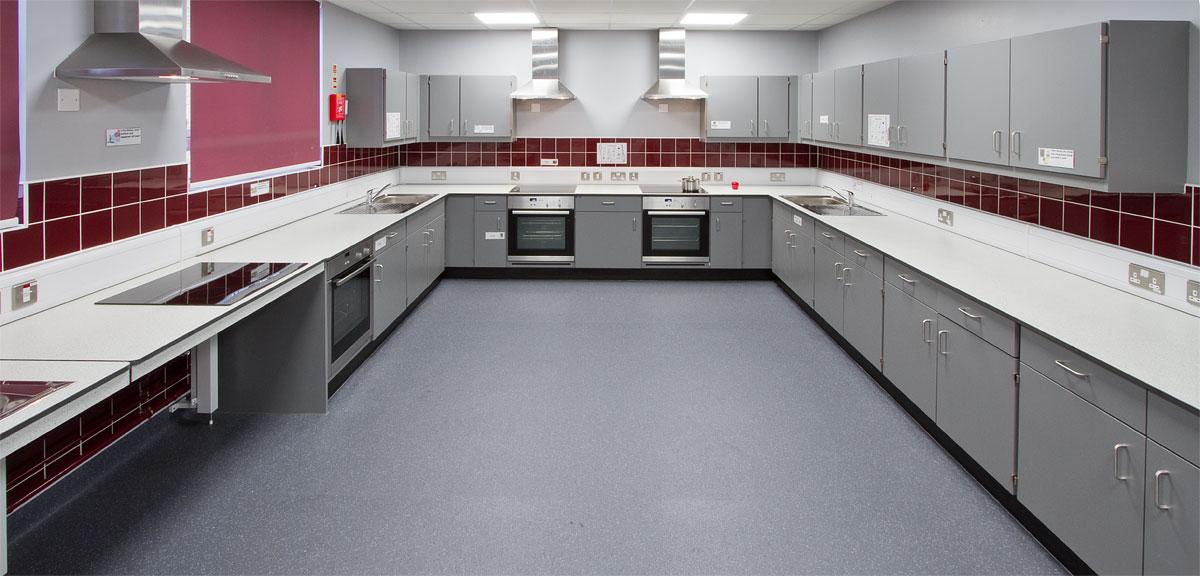 Design Technology Food Classroom