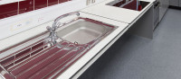 Classroom sink areas