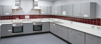 Hounslow Heath Junior School Food Technology Classroom