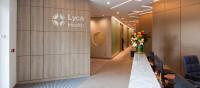Lyca medical centre furniture