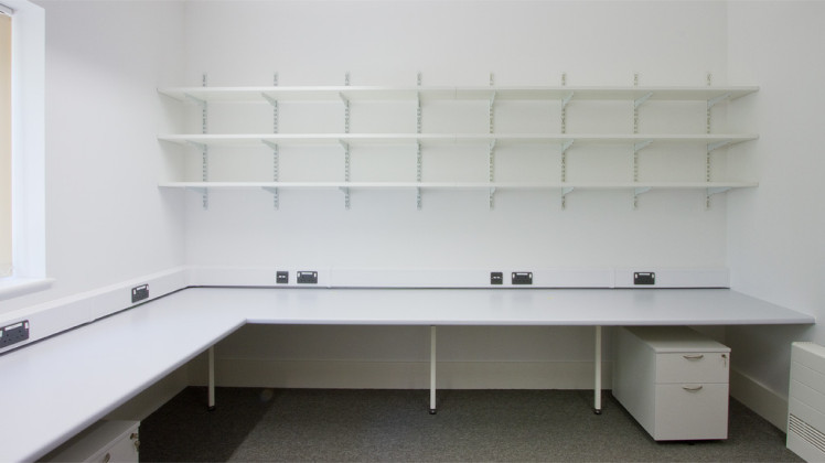Storage solution for laboratory