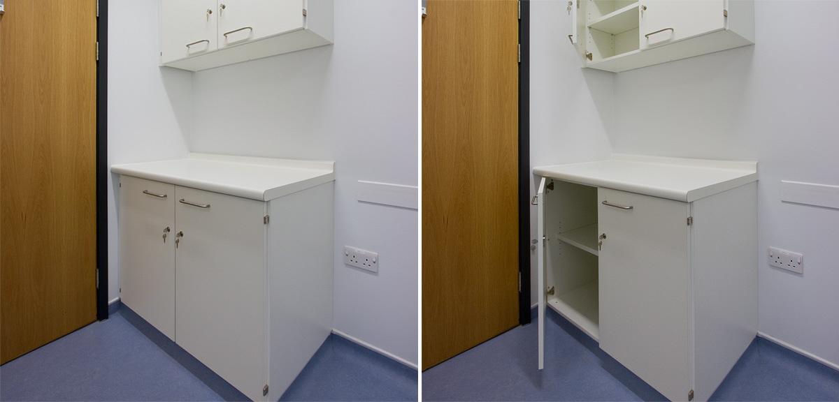 healthcare furniture design