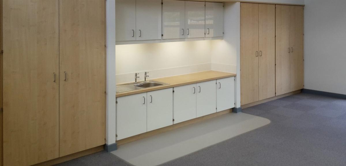 classroom cupboards