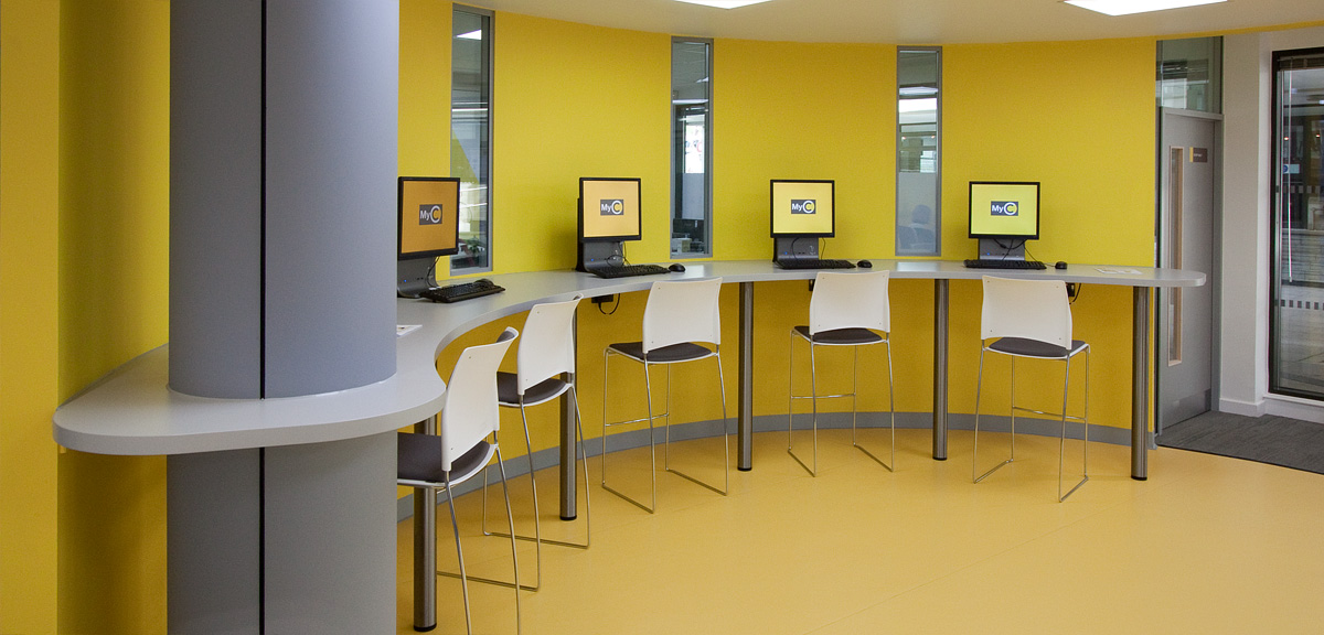 Study furniture, computer desks