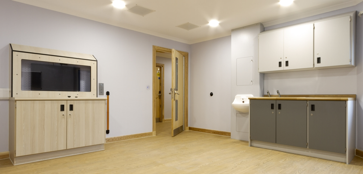 Storage solution for Healthcare sector