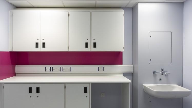 Healthcare storage solutions