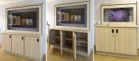 Healthcare sector fitted furniture