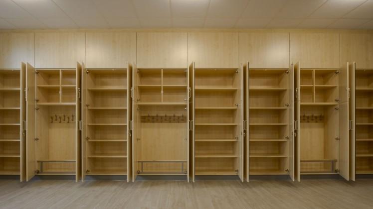 Hounslow Heath Junior School Storage Solution