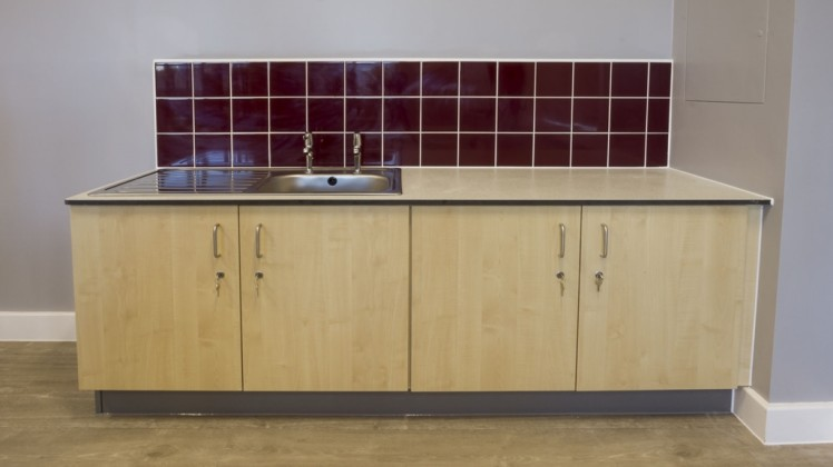 Hounslow Heath Junior School Sink Areas