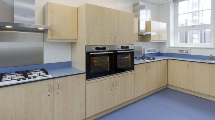 Former Minchenden School Food Technology Classroom