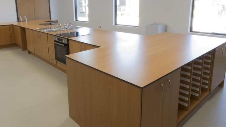 primary school cooking furniture