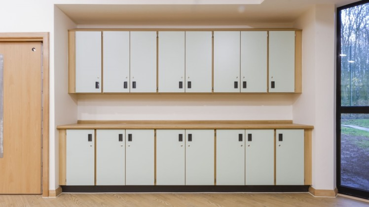 storage for health care facilities