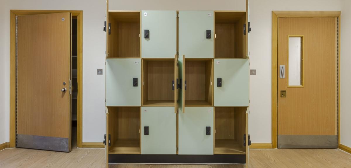 health clinic bespoke furniture