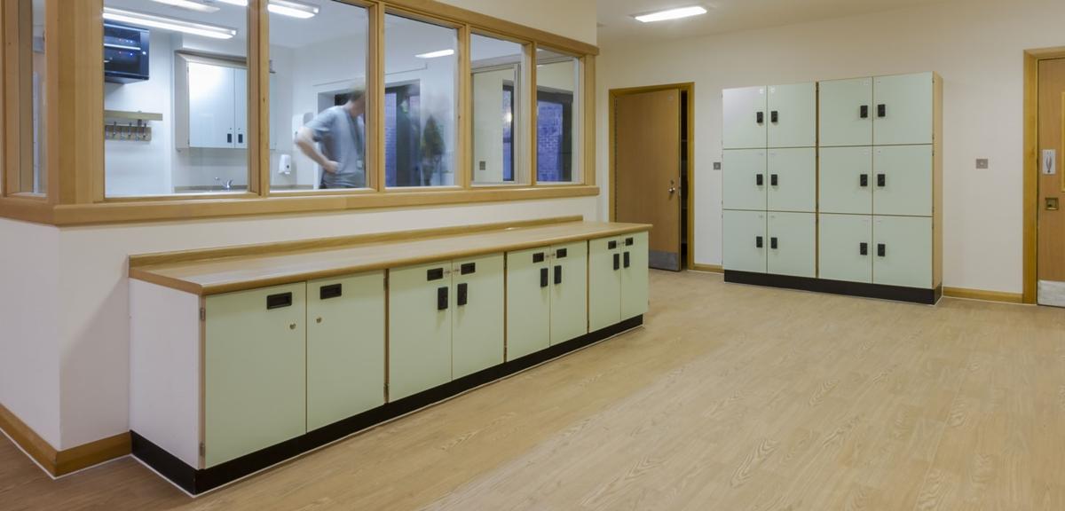 bespoke furniture for medical facilities