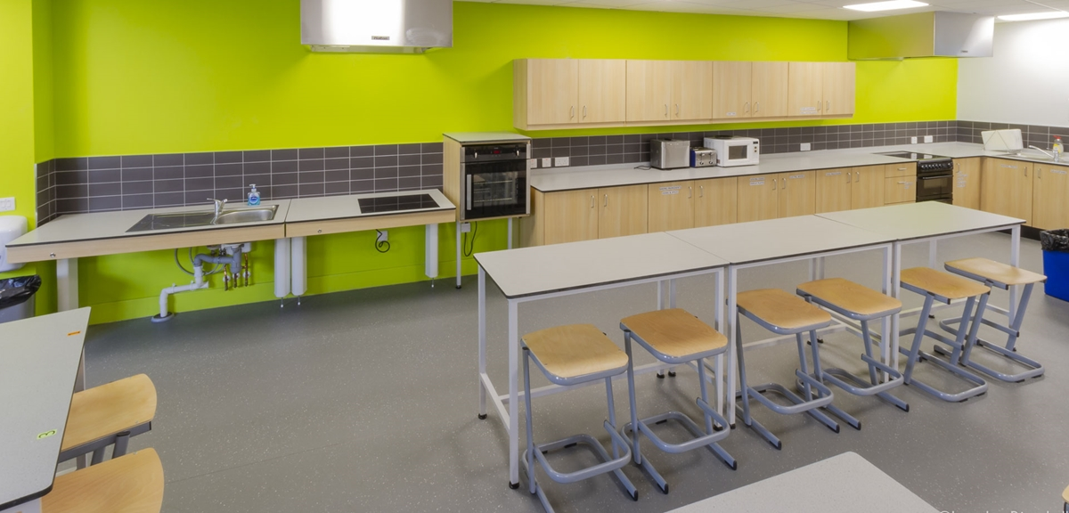 cooking class furniture
