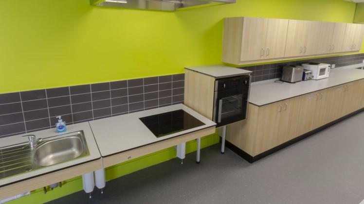 bespoke cooking class furniture