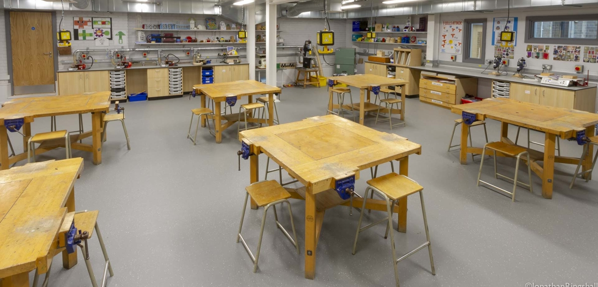 bespoke educational furniture