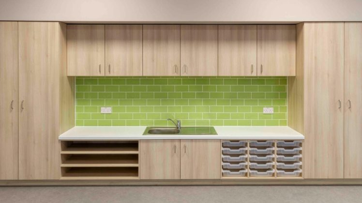 Bramford kitchen area