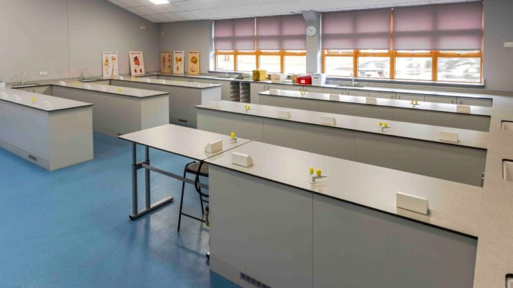 school academy fitted furniture