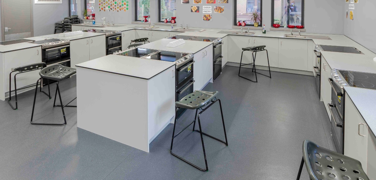 food technology class furniture