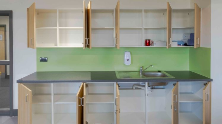 fitted furniture for day care