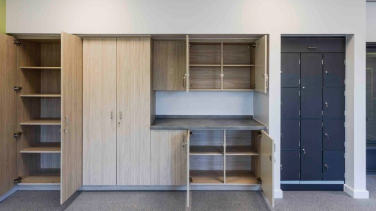lockers and storage for schools