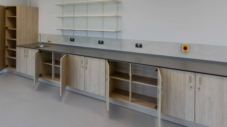 fitted furniture for schools