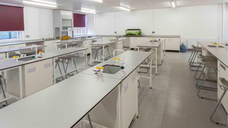 bespoke science lab furniture for schools