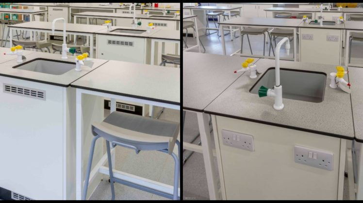 school science lab furniture